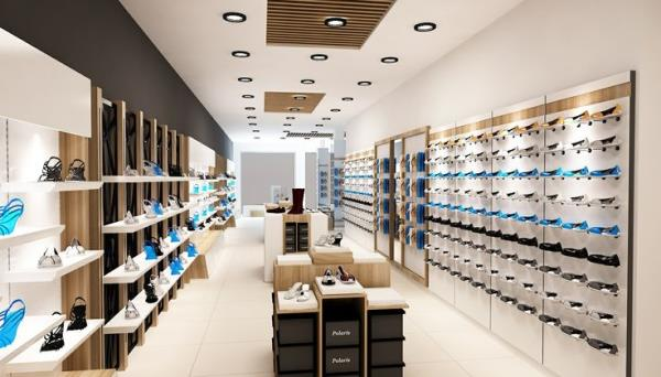 طراحی و ساخت دکوراسیون فروشگاهی