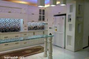 سایر تصاویر کابینت آشپزخانه