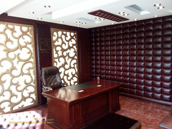 طراحی و بازسازی دفتر کار