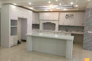طراحی و اجرای کابینت آشپزخانه